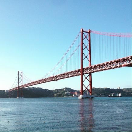 The 25 de Abril Bridge
