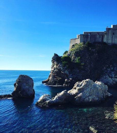 Ancient City Walls of Dubrovnik