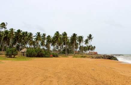 Beach near Suriya Resort