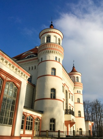 Wojanów Palace