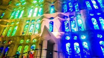 Sagrada Família - inside
