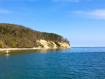 Orłowo Cliff