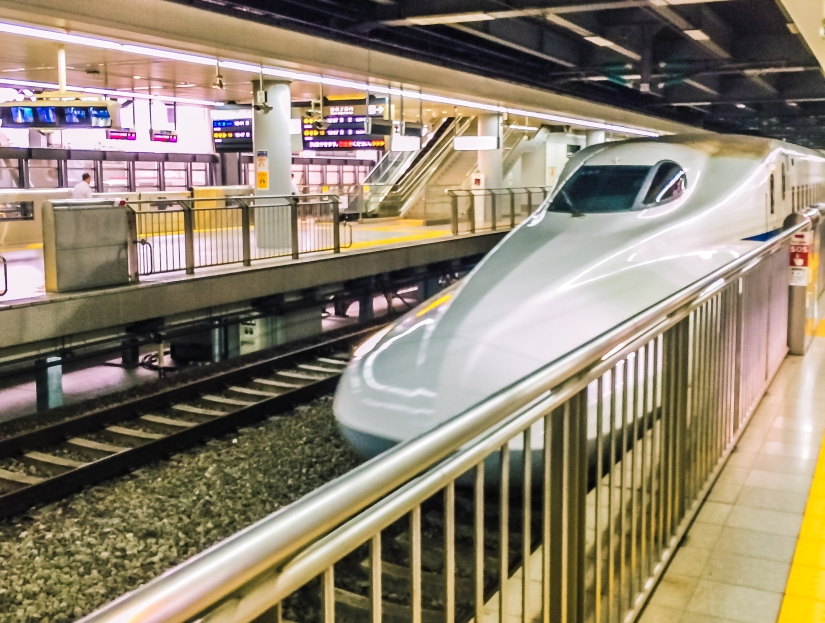 Central Japan with Shinkansen